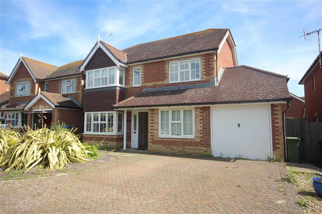 4 Bedrooms Detached House for sale in Micklefield Way, Seaford