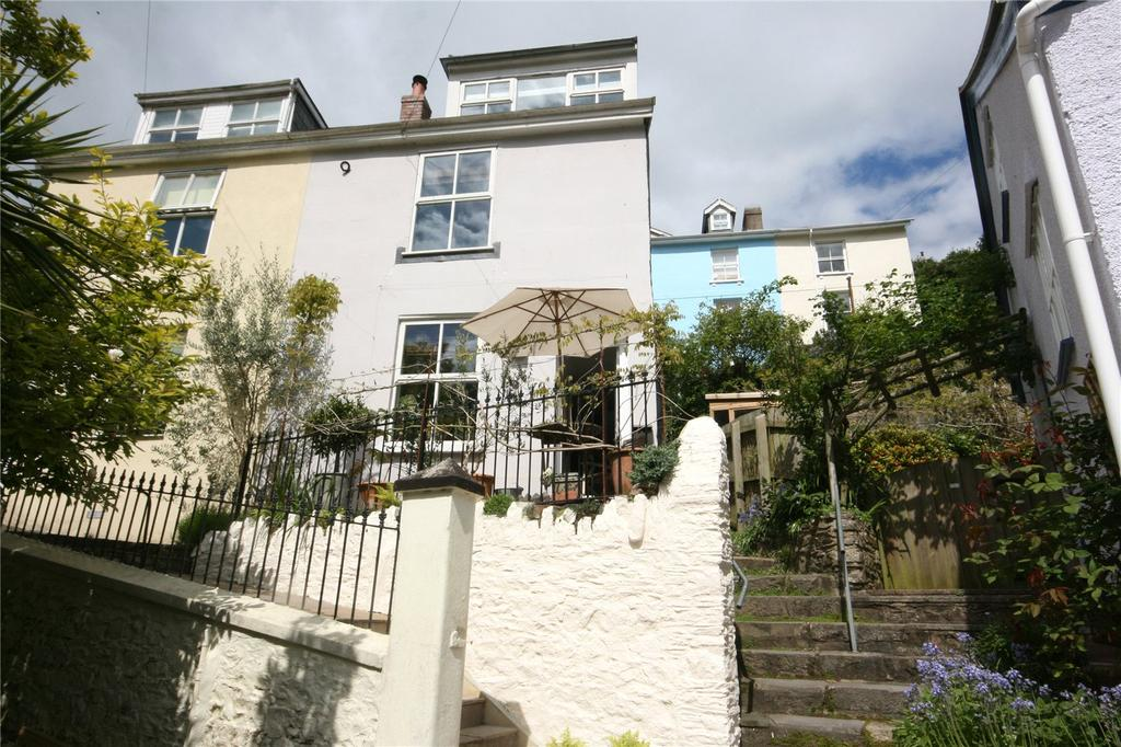 3 Bedrooms Semi Detached House for sale in Ford, Dartmouth, Devon, TQ6