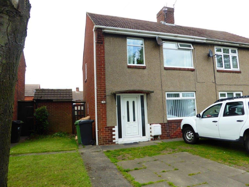 2 Bedrooms Semi Detached House for sale in Green Lane, Ashington