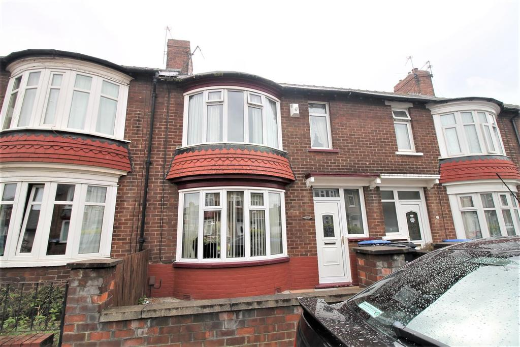 3 Bedrooms Terraced House for sale in Arncliffe Road, Middlesbrough
