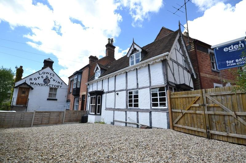 2 Bedrooms Cottage House for sale in Westbourne Street, Bewdley