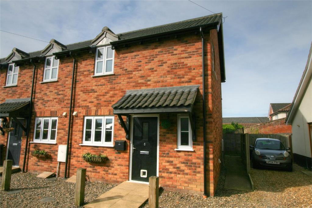 3 Bedrooms End Of Terrace House for sale in Eden Lane, NR17 2EN, Attleborough, Norfolk