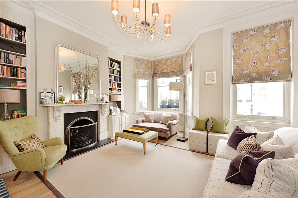 4 Bedrooms Maisonette Flat for sale in Westgate Terrace, Chelsea, London, SW10