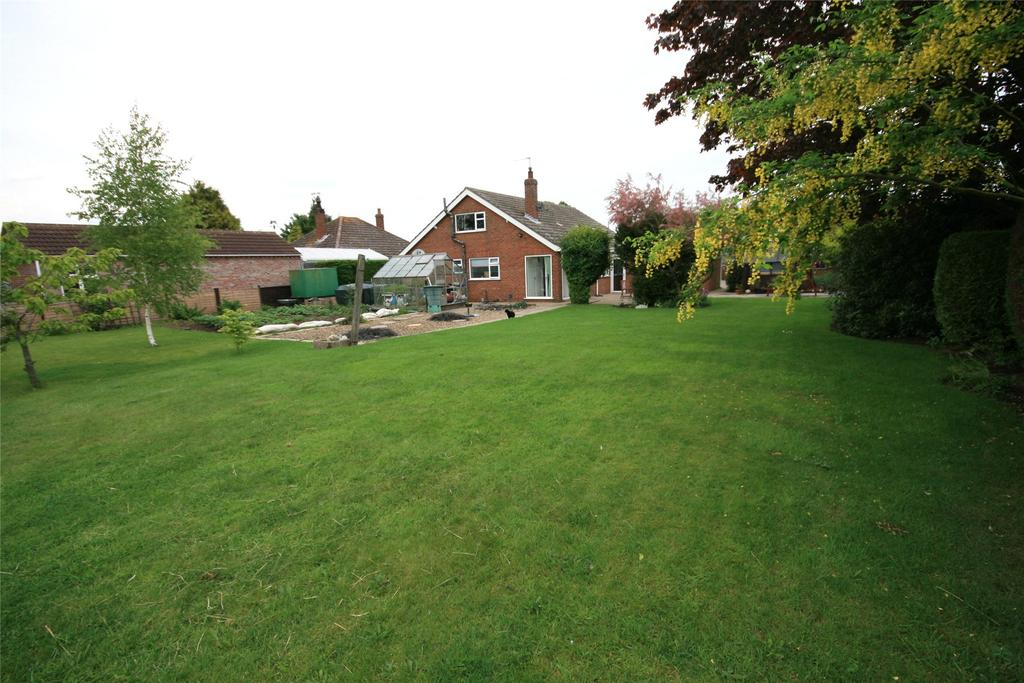 3 Bedrooms Detached Bungalow for sale in Thorton Close, Gipsey Bridge, PE22