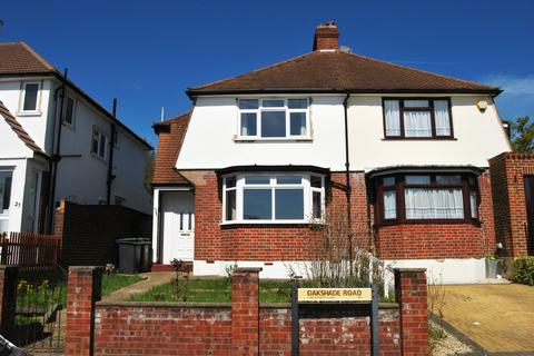 3 bedroom semi-detached house to rent - Oakshade Road Bromley BR1