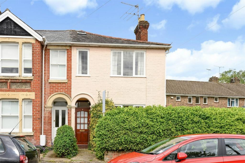 3 Bedrooms End Of Terrace House for sale in Hyde, Winchester, Hampshire