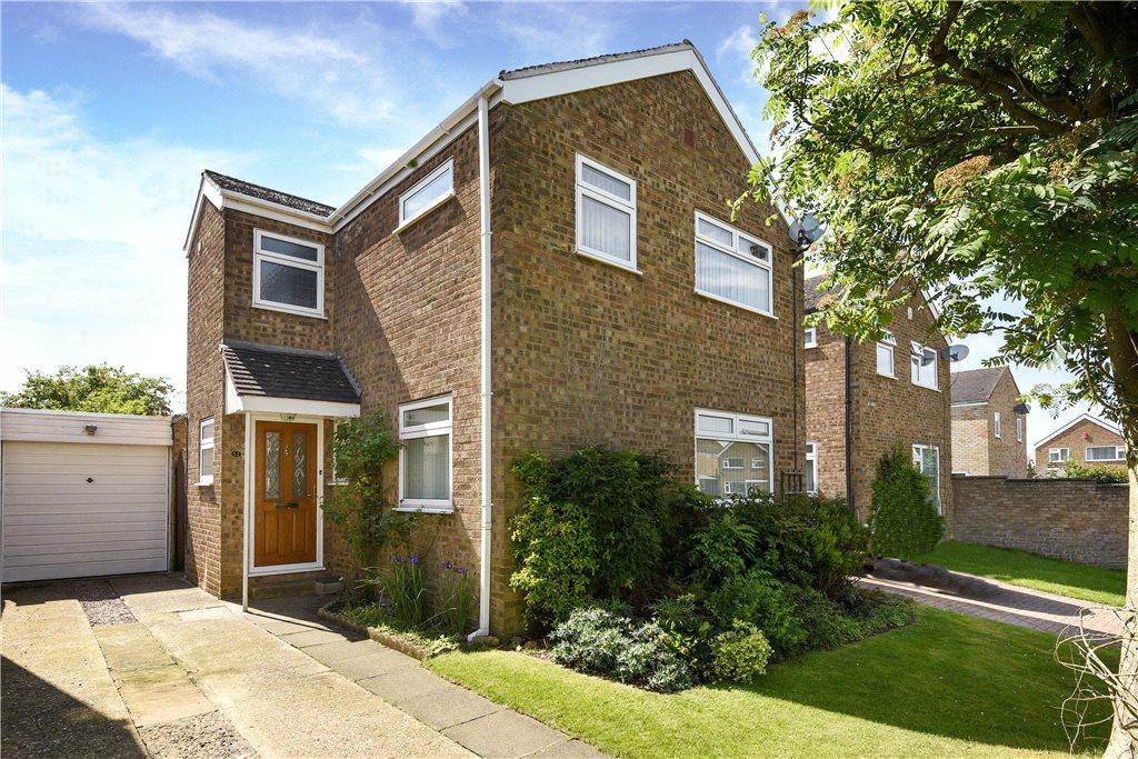 3 Bedrooms Detached House for sale in Western Drive, Hanslope, Milton Keynes, Buckinghamshire