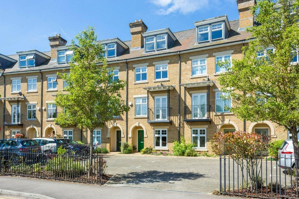 5 Bedrooms Terraced House for sale in Elizabeth Jennings Way, Oxford, Oxfordshire, OX2