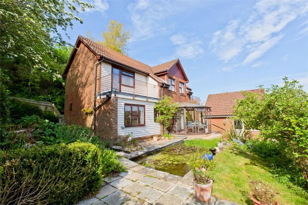 4 Bedrooms Detached House for sale in Downside, Lewes, East Sussex