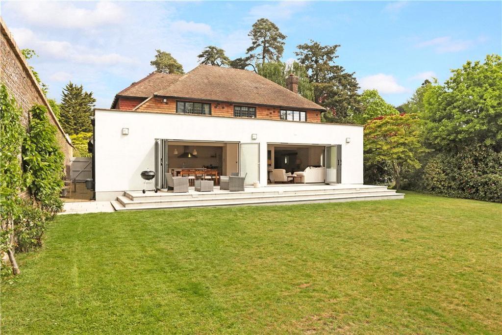4 Bedrooms Detached House for sale in Nevill Park, Tunbridge Wells, Kent, TN4