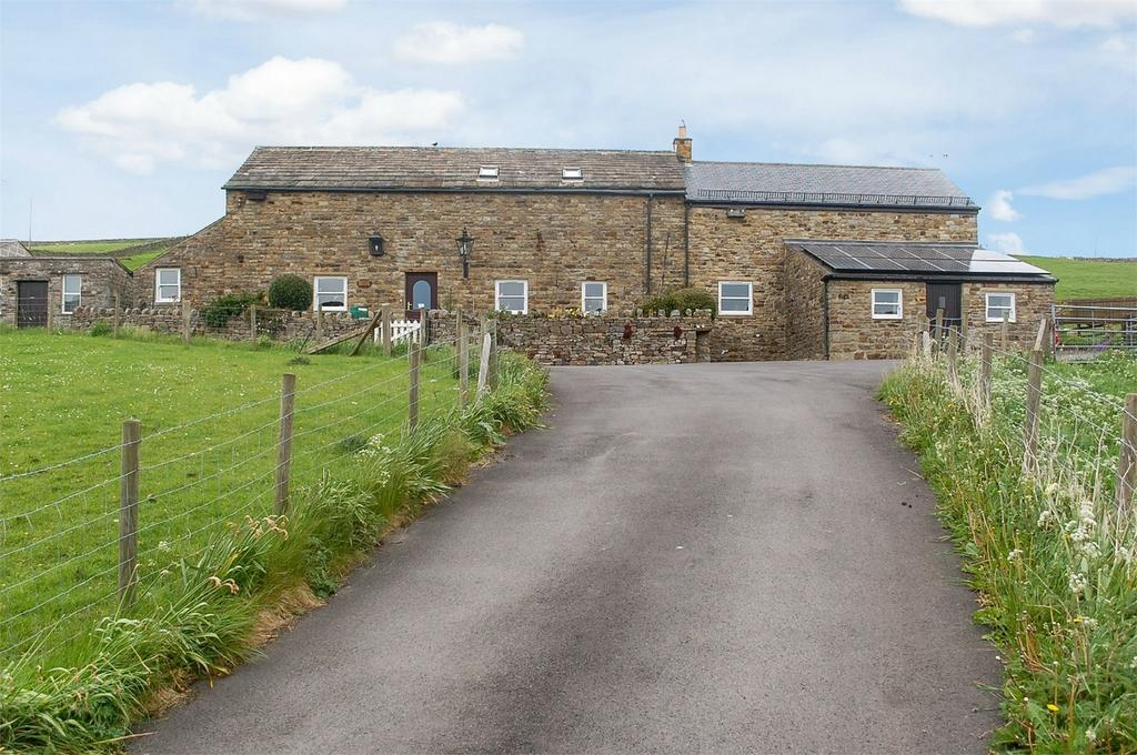 4 Bedrooms Barn Conversion Character Property for sale in Westgate, Bishop Auckland, County Durham