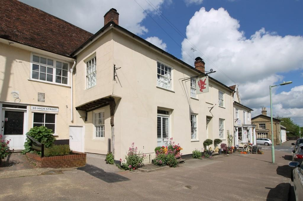 3 Bedrooms Town House for sale in Debenham, Suffolk