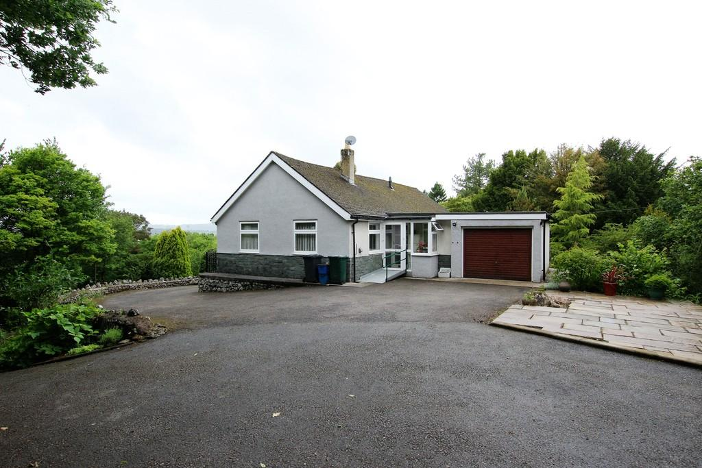 3 Bedrooms Detached Bungalow for sale in Helmwood, Teddy Heights, Carr Bank, Milnthorpe