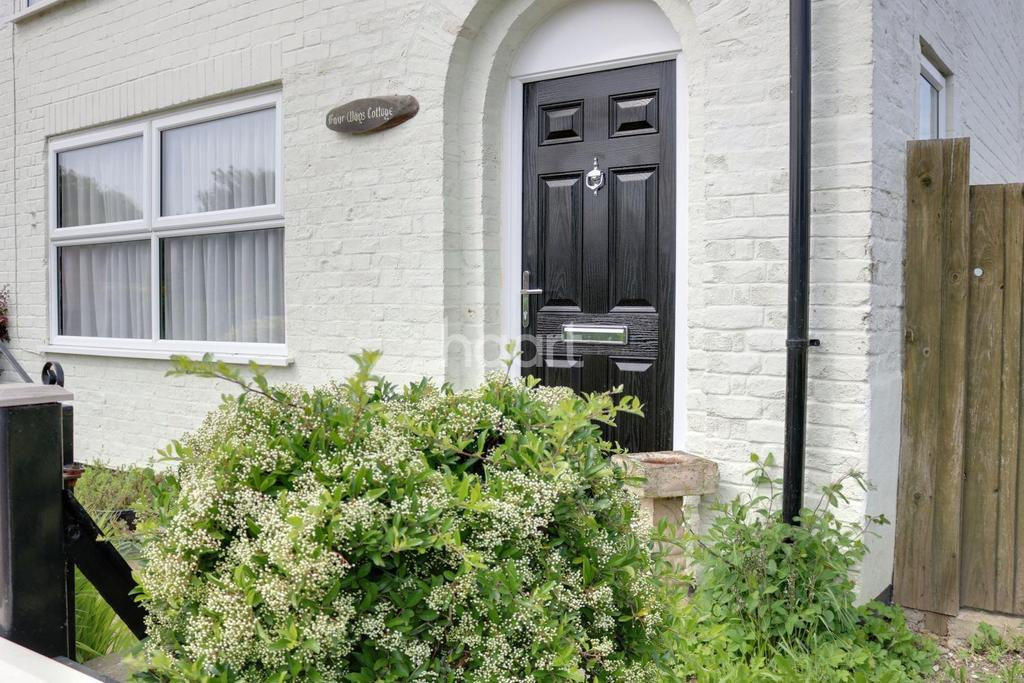 3 Bedrooms End Of Terrace House for sale in Main Road, Terrington St John