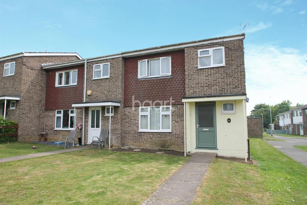 3 Bedrooms End Of Terrace House for sale in Viburnum Green, Gunton