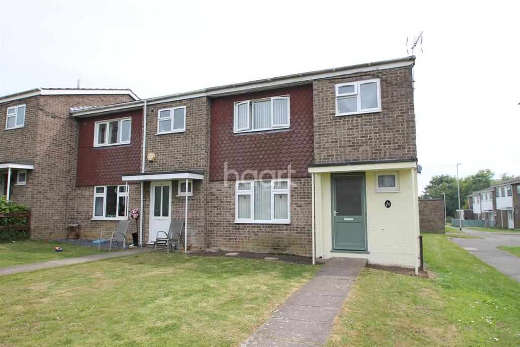 3 Bedrooms End Of Terrace House for sale in Viburnum Green, Gunton