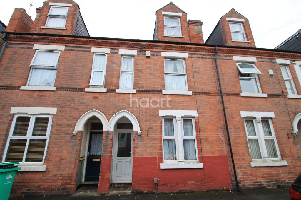 3 Bedrooms Terraced House for sale in St Pauls Avenue, Hyson Green