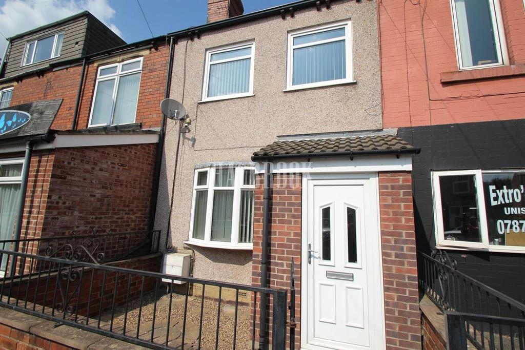3 Bedrooms Terraced House for sale in High Street, Thurnscoe