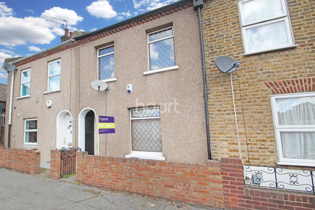 2 Bedrooms Terraced House for sale in Croydon Road, Plaistow
