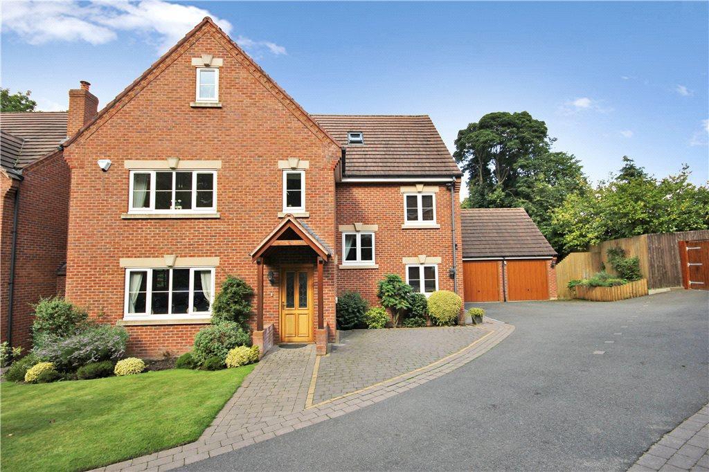 5 Bedrooms Detached House for sale in Leys Close, Stourbridge, West Midlands, DY9
