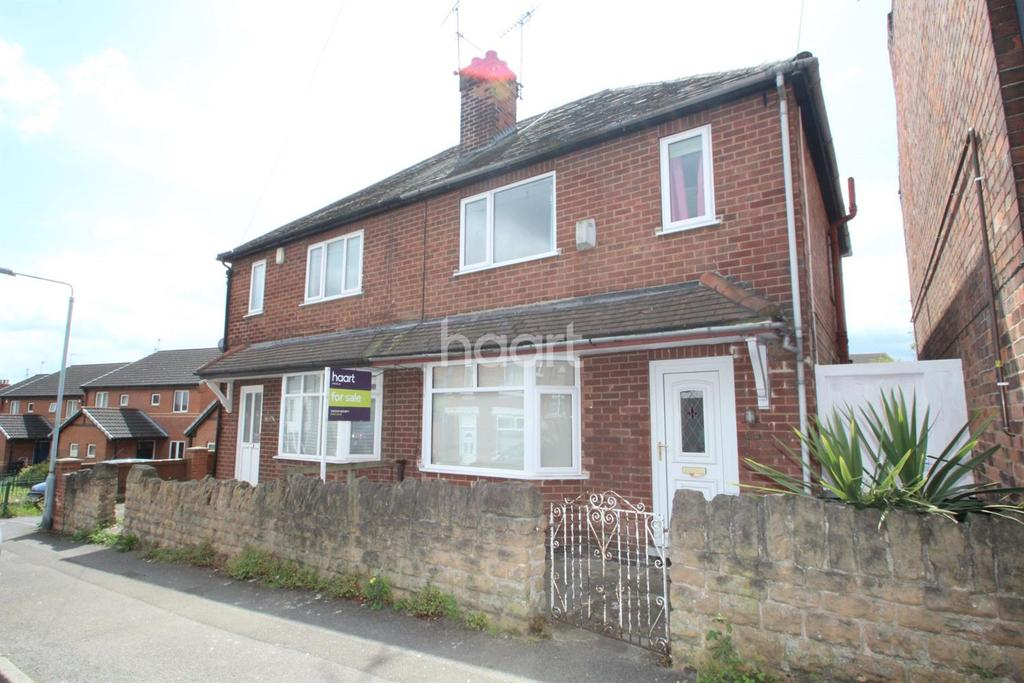 3 Bedrooms Semi Detached House for sale in Edwin street, Daybrook, Nottingham.