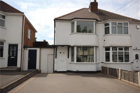 2 bedroom semi-detached house for sale - Summerfield Road, Solihull, West Midlands, B92
