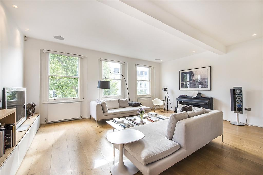 3 Bedrooms Flat for sale in Queen's Gate, South Kensington, London