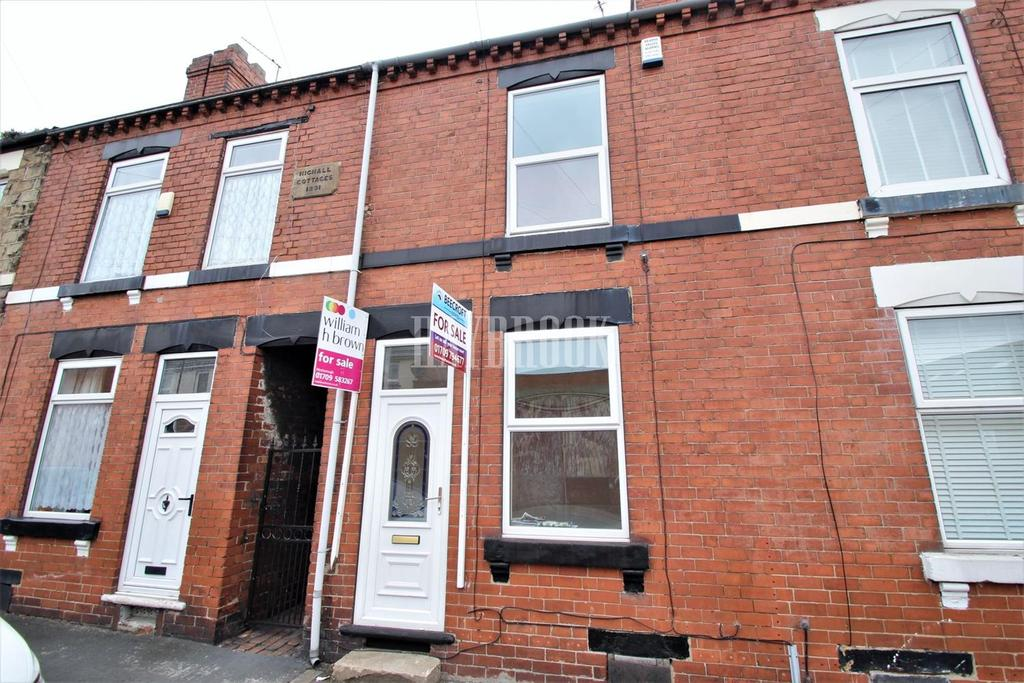 3 Bedrooms Terraced House for sale in Schofield Street, Mexborough