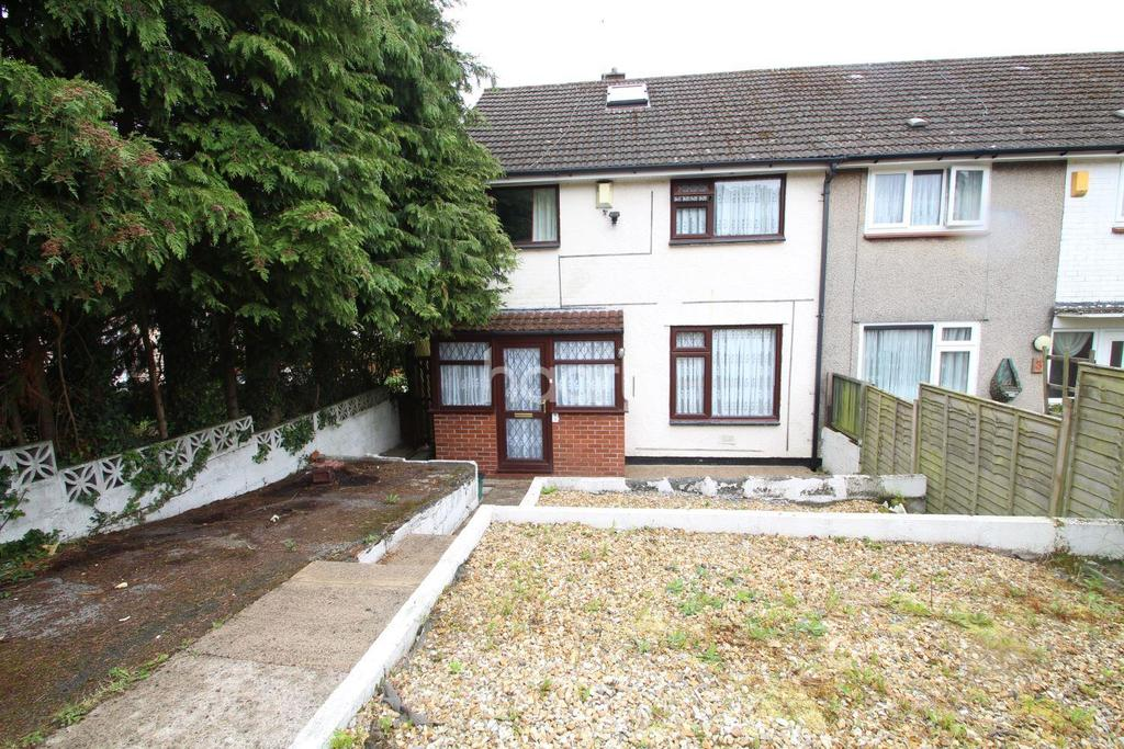 3 Bedrooms End Of Terrace House for sale in Welland Circle, Bettws, Newport
