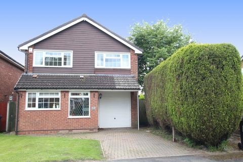 4 bedroom detached house for sale - Guys Cliffe Avenue, Walmley, B76 2QE