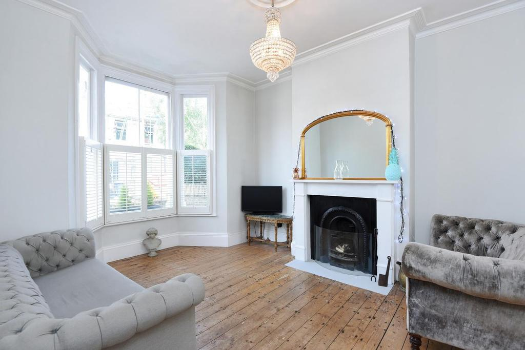 4 Bedrooms Terraced House for sale in Glenthorne Road, New Southgate, N11