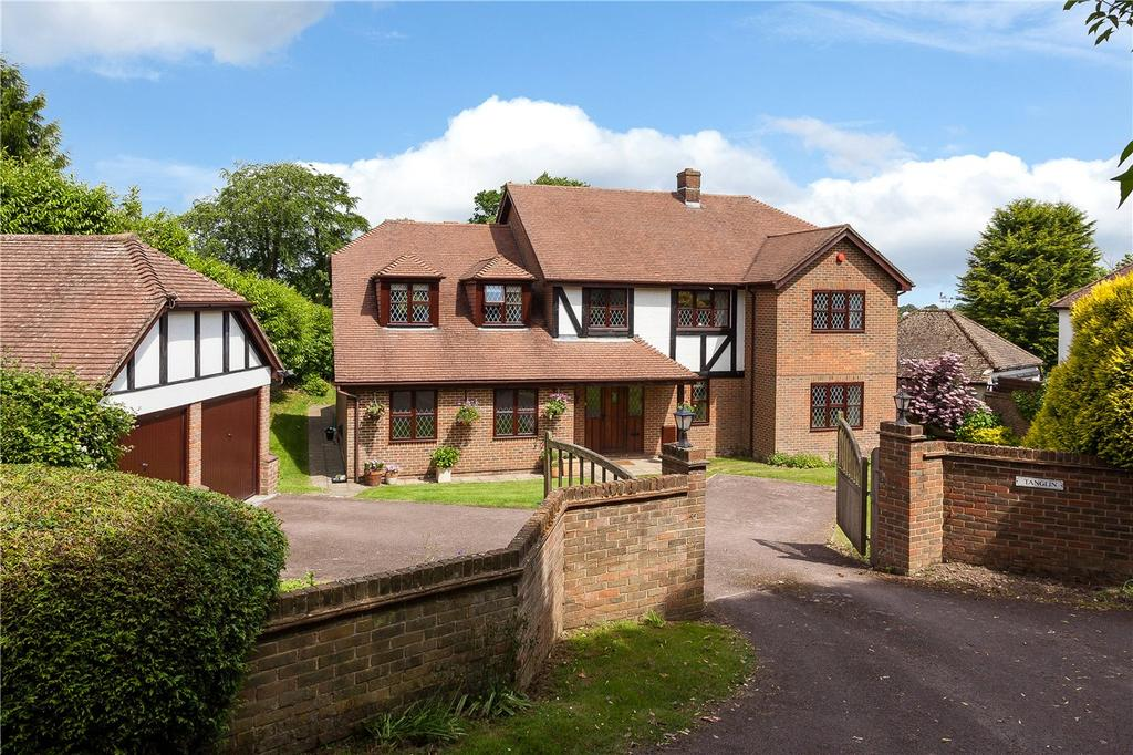 5 Bedrooms Detached House for sale in Turners Green, Sparrows Green, Wadhurst, East Sussex, TN5