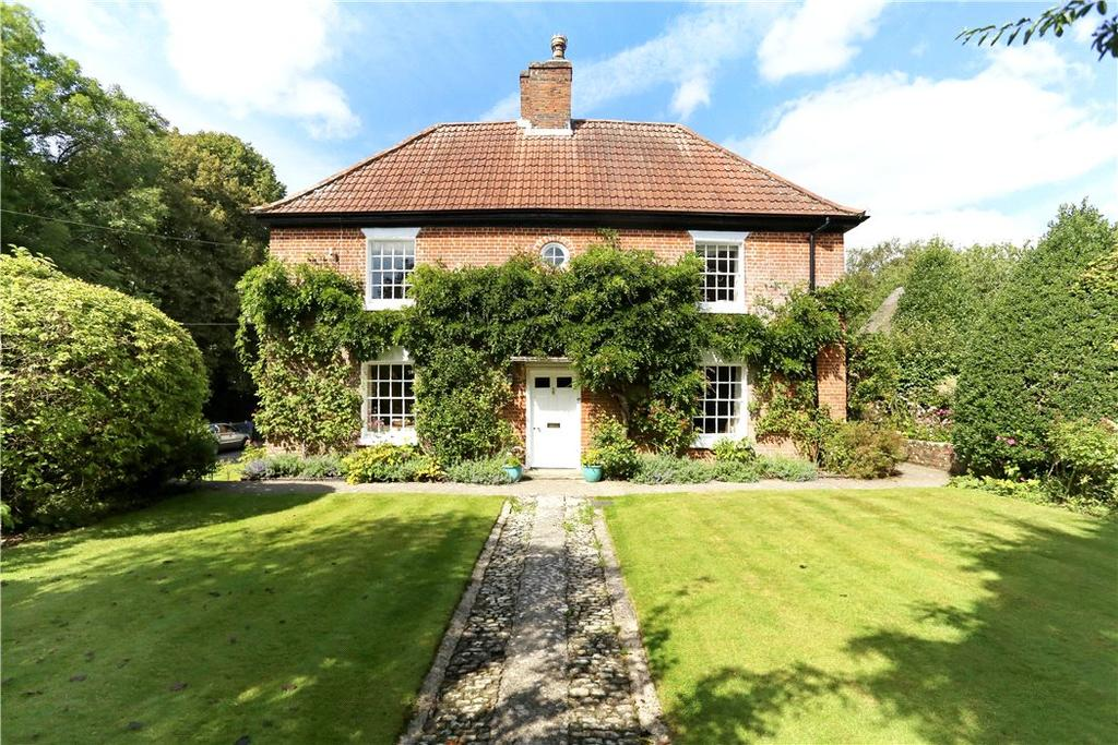 6 Bedrooms Detached House for sale in The Street, Chirton, Devizes, Wiltshire, SN10