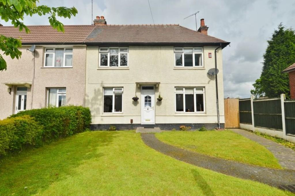 3 Bedrooms End Of Terrace House for sale in Sandy Lane, Rugeley
