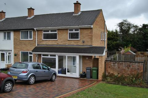 3 bedroom end of terrace house to rent - Ratcliffe Road, Solihull