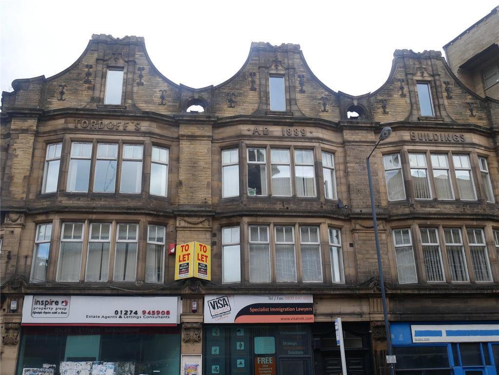 1 Bedroom Apartment Flat for sale in Tordoffs Buildings, 84 Sunbridge Road, Bradford, West Yorkshire, BD1