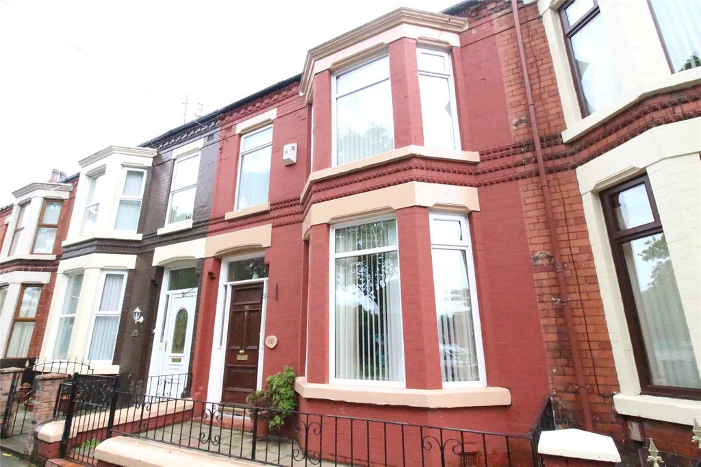 4 Bedrooms Terraced House for sale in Maiden Lane, Liverpool, Merseyside, L13