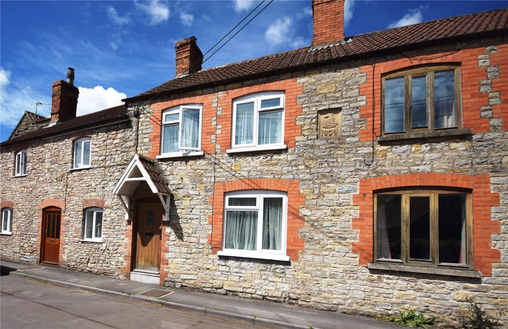 2 Bedrooms House for sale in High Street, Wookey, Wells, Somerset, BA5