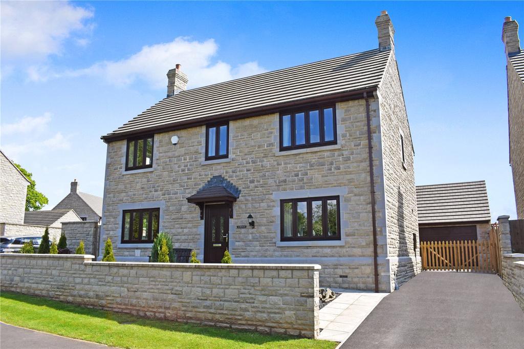 4 Bedrooms House for sale in Ham Street, Baltonsborough, Glastonbury, Somerset, BA6