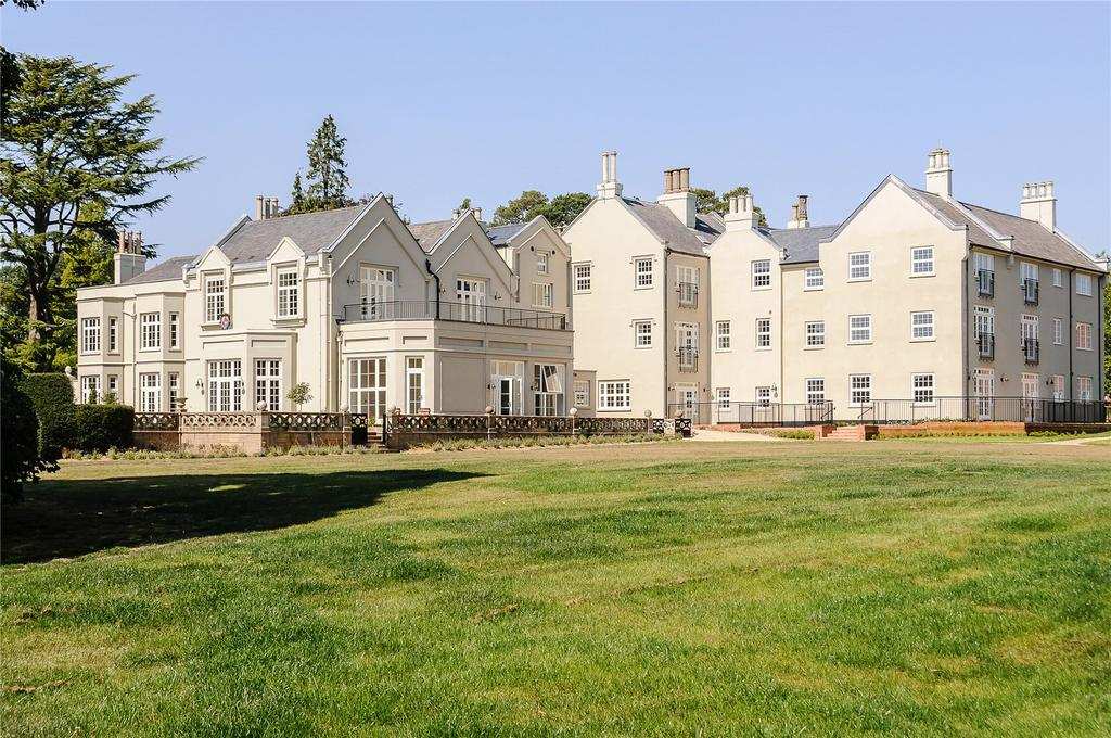 2 Bedrooms Flat for sale in Node Park, Codicote, Hitchin, Herts