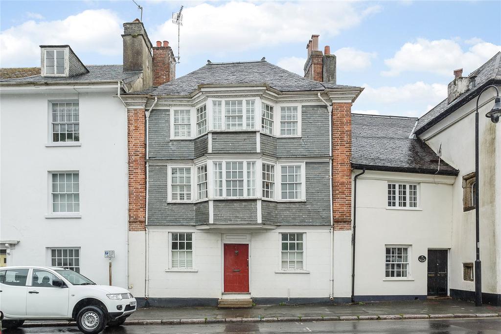 6 Bedrooms Terraced House for sale in East Street, Ashburton, Newton Abbot, Devon