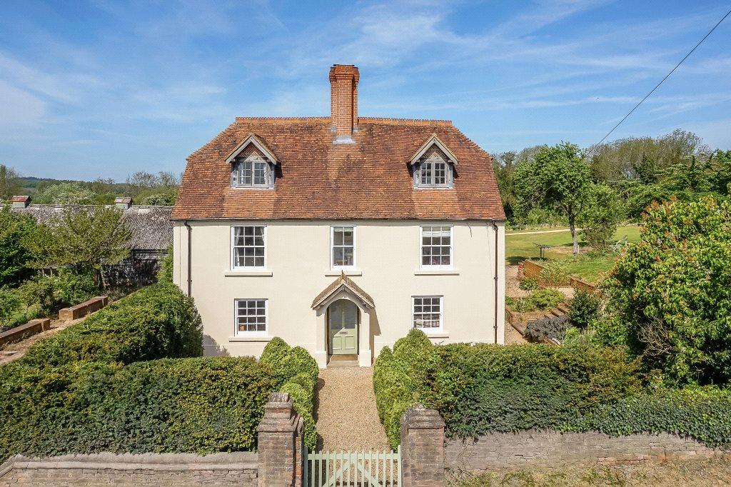 6 Bedrooms Detached House for sale in Kings Somborne, Stockbridge, Hampshire