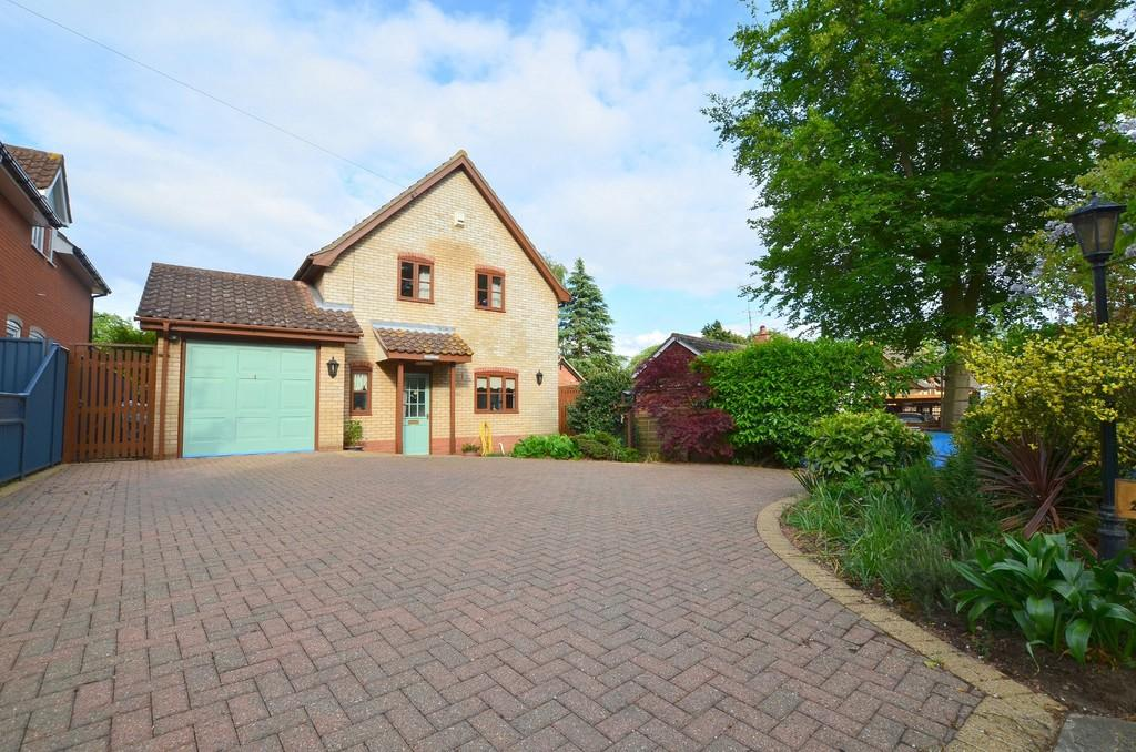 4 Bedrooms Detached House for sale in School Road, Waldringfield, Suffolk