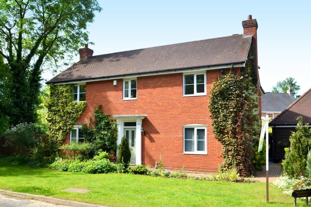 4 Bedrooms Detached House for sale in Sharmford Meadows, Barham, Ipswich, Suffolk, IP6 0QY