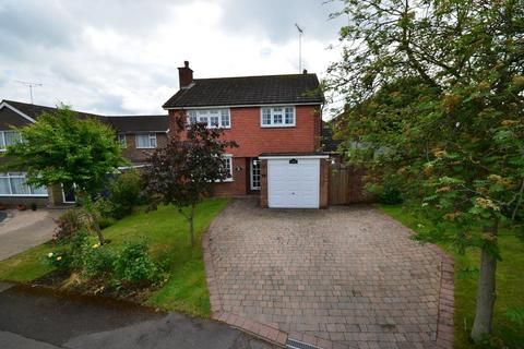 4 bedroom detached house for sale - Tithe Close, Witham