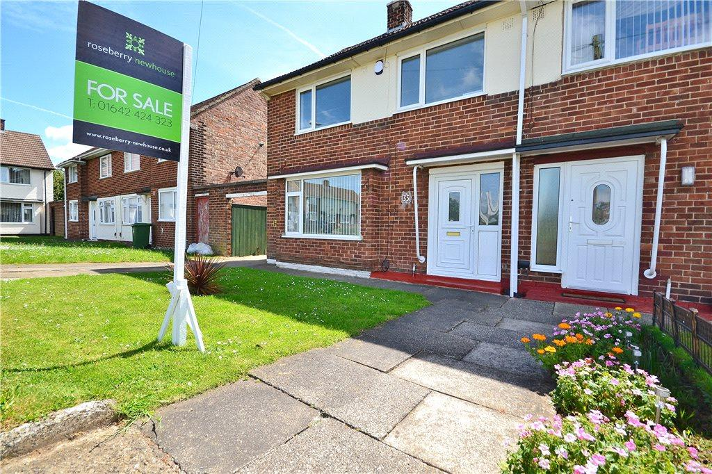 3 Bedrooms Semi Detached House for sale in Redbrook Avenue, Roseworth, Stockton-On-Tees