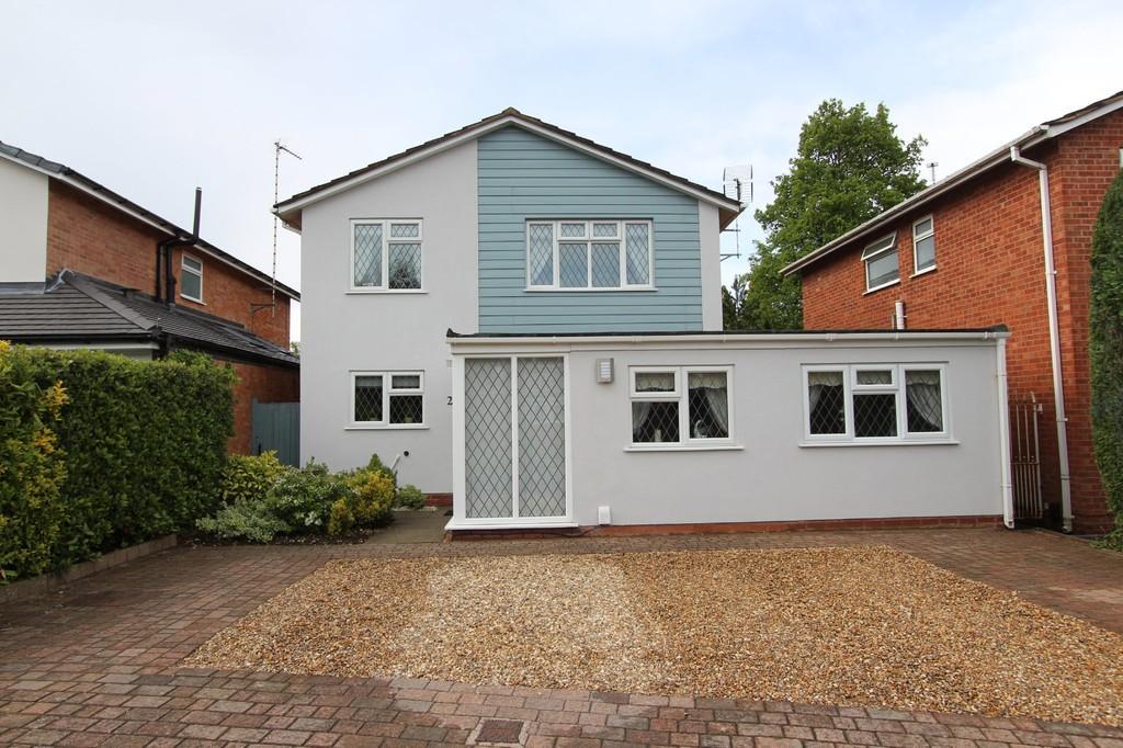 4 Bedrooms Detached House for sale in Ettington Close, Dorridge
