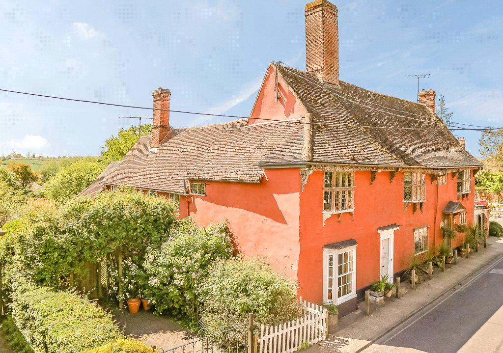 4 Bedrooms Semi Detached House for sale in Benton Street, Hadleigh, Ipswich, Suffolk, IP7