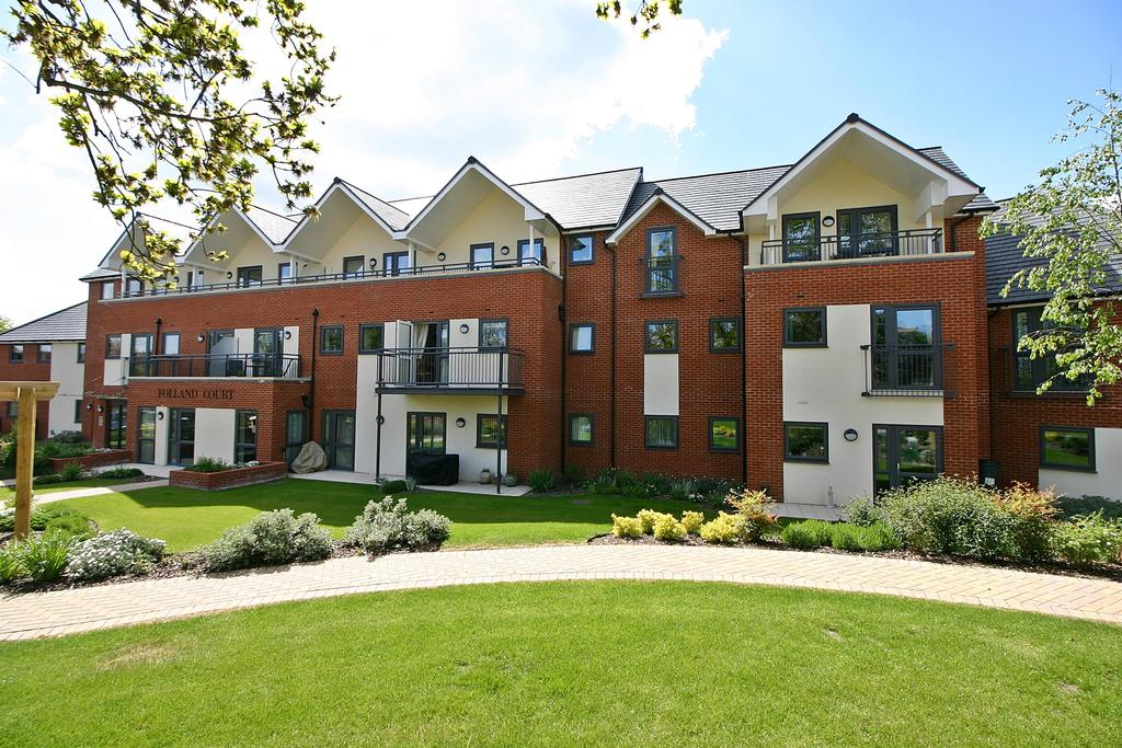 1 Bedroom Retirement Property for sale in Hamble Lane, Hamble, Southampton, SO31 4JS