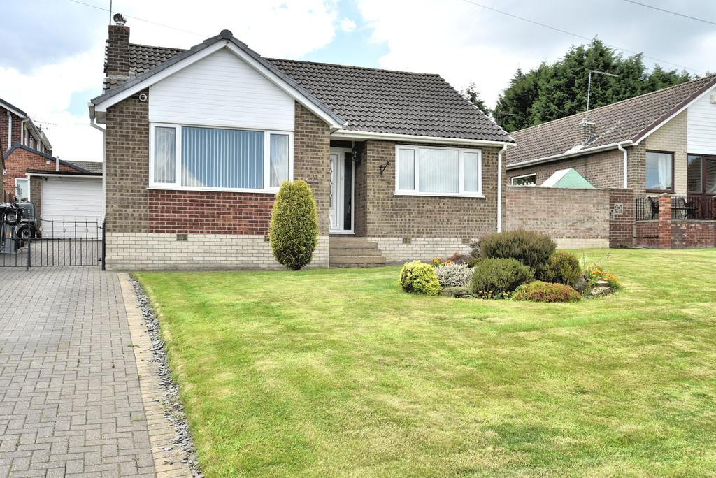2 Bedrooms Detached Bungalow for sale in Oulton Rise, Mexborough